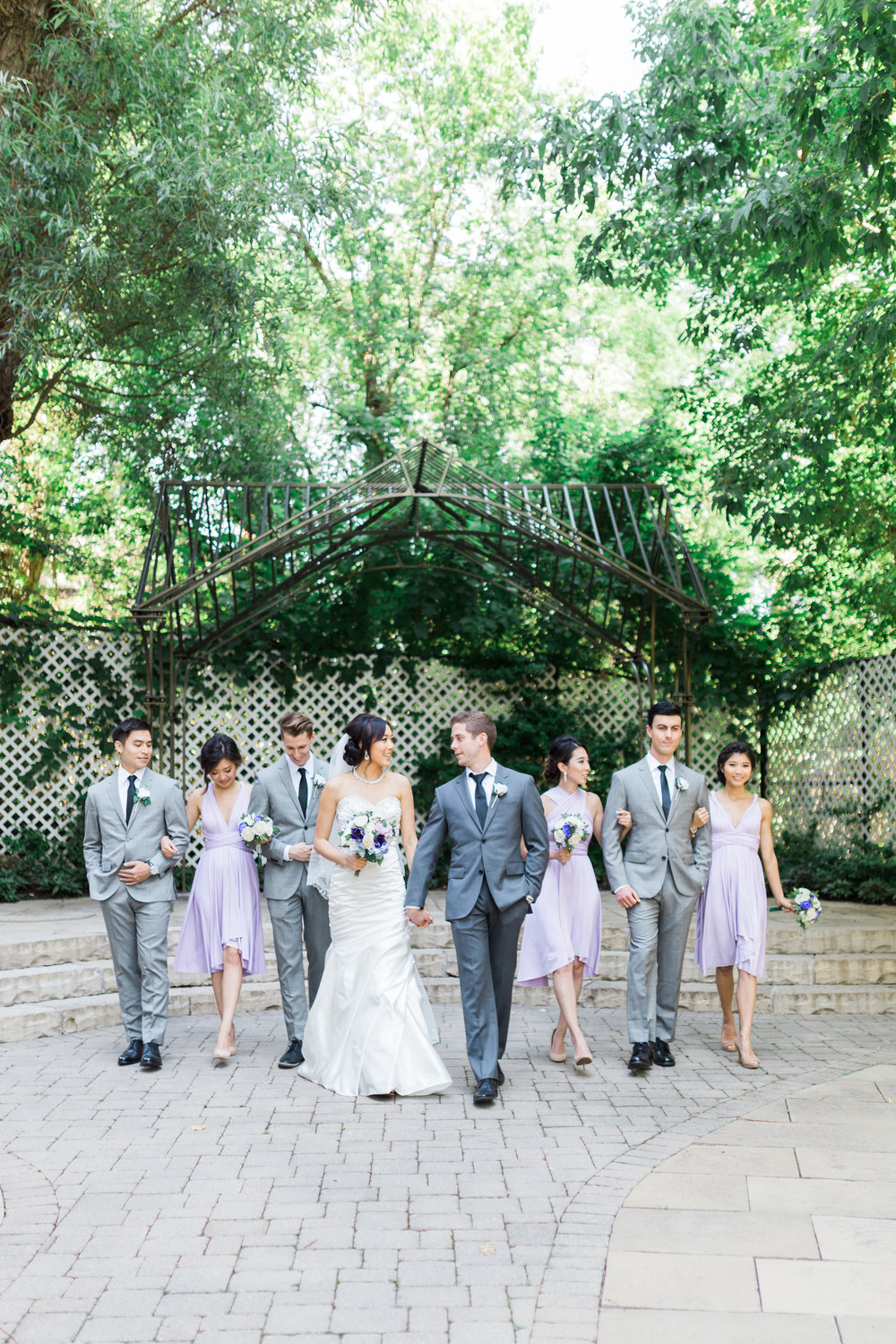 Toronto Fine Art Photographer - Old Mill Wedding - Bridal Party Photos-10.jpg