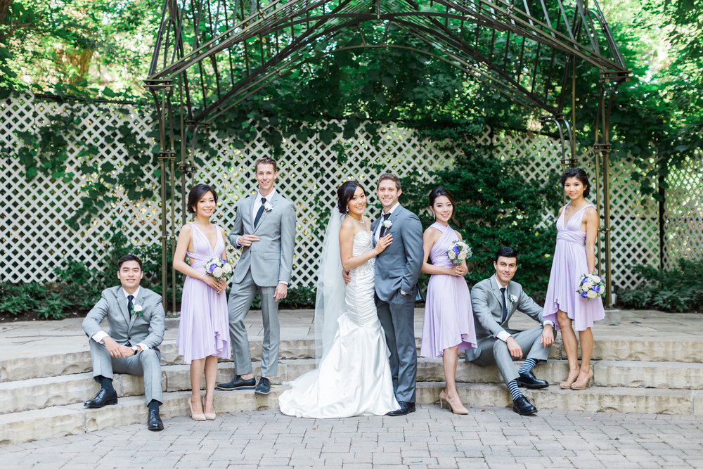 Toronto Fine Art Photographer - Old Mill Wedding - Bridal Party Photos-16.jpg