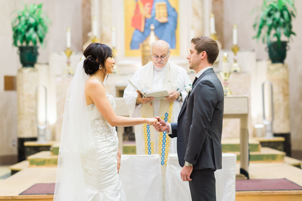 Toronto Fine Art Photographer - Lady of Sorrows Catholic Church Wedding - Ceremony-74.jpg