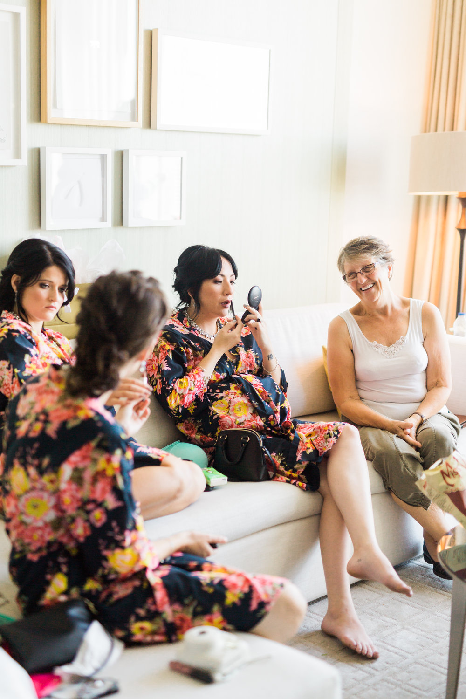Toronto Fine Art Photographer - Four Seasons Yorkville Wedding - Bride Getting Ready-10.jpg