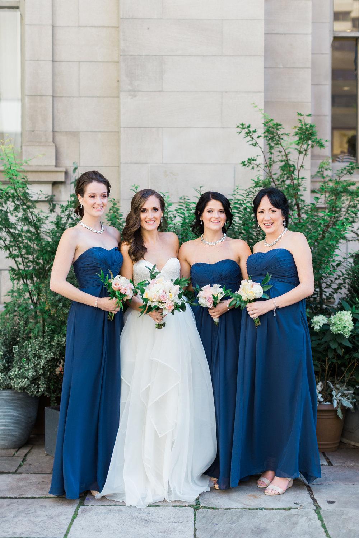Toronto Fine Art Photographer - Yorkville Wedding - Bridal Party Portraits-20.jpg