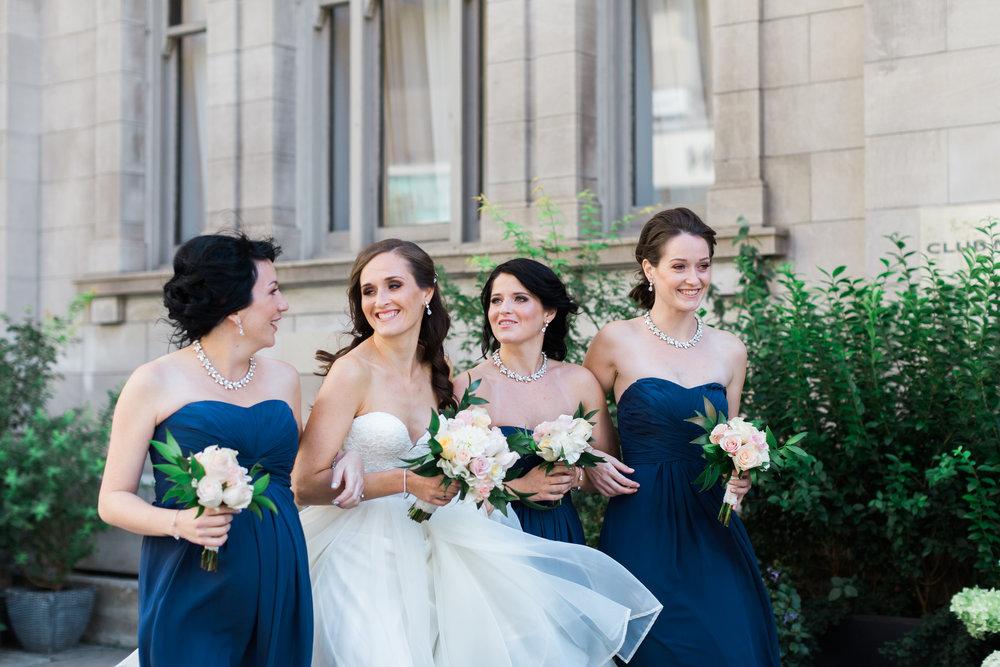 Toronto Fine Art Photographer - Yorkville Wedding - Bridal Party Portraits-42.jpg