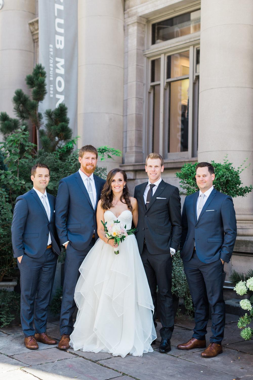 Toronto Fine Art Photographer - Yorkville Wedding - Bridal Party Portraits-48.jpg