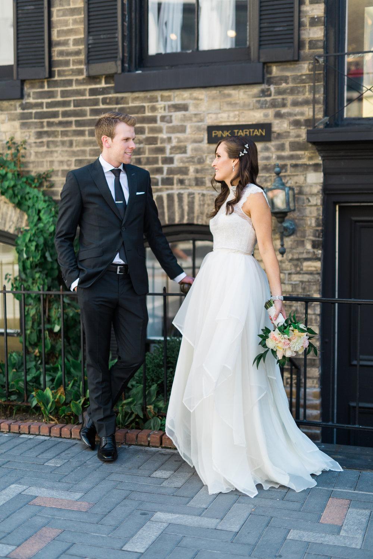 Toronto Fine Art Photographer - Yorkville Wedding - Bride & Groom Portraits-1.jpg