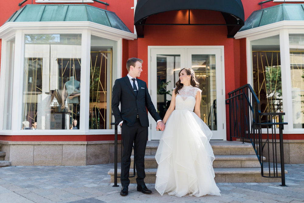 Toronto Fine Art Photographer - Yorkville Wedding - Bride & Groom Portraits-12.jpg