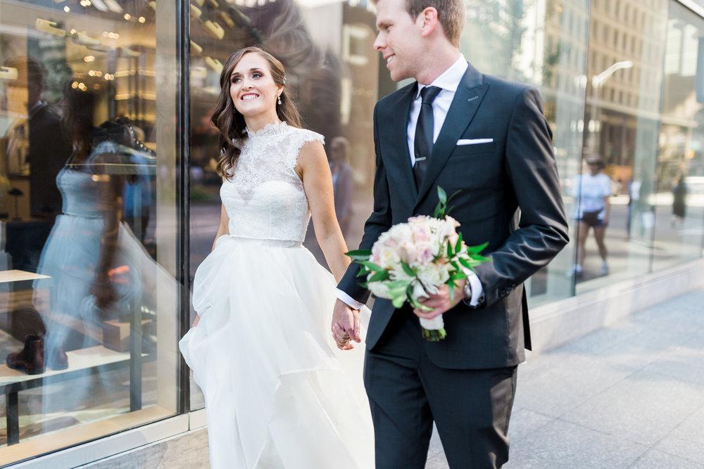 Toronto Fine Art Photographer - Yorkville Wedding - Bride & Groom Portraits-23.jpg