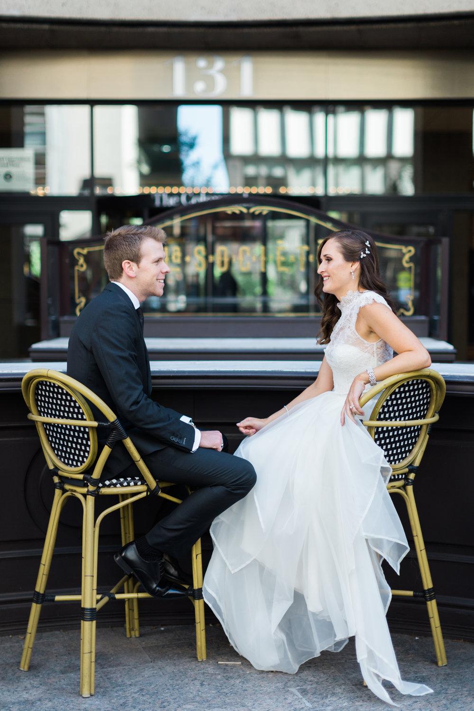 Toronto Fine Art Photographer - Yorkville Wedding - Bride & Groom Portraits-35.jpg
