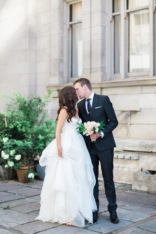 Toronto Fine Art Photographer - Yorkville Wedding - Bride & Groom Portraits-81.jpg