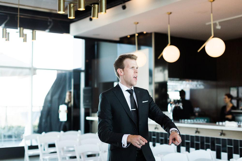 Toronto Fine Art Photographer - 180 Restaurant Wedding - Ceremony-25.jpg
