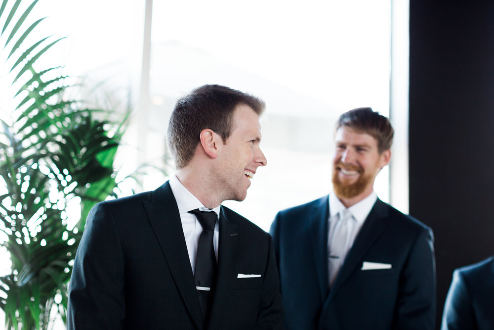 Toronto Fine Art Photographer - 180 Restaurant Wedding - Ceremony-27.jpg