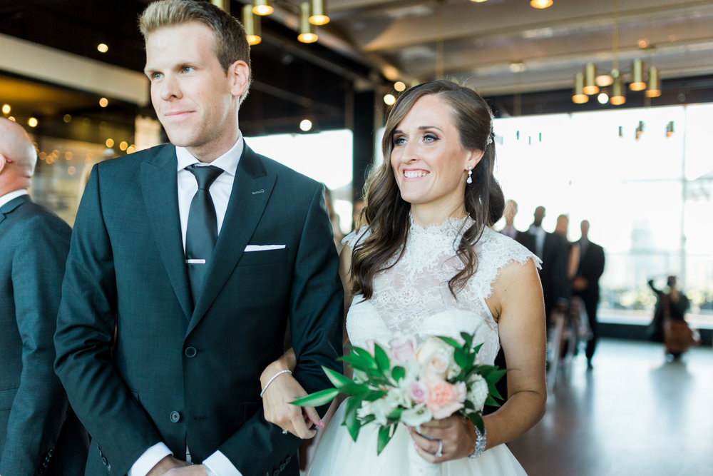 Toronto Fine Art Photographer - 180 Restaurant Wedding - Ceremony-67.jpg