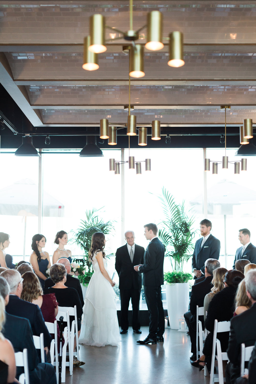 Toronto Fine Art Photographer - 180 Restaurant Wedding - Ceremony-79.jpg