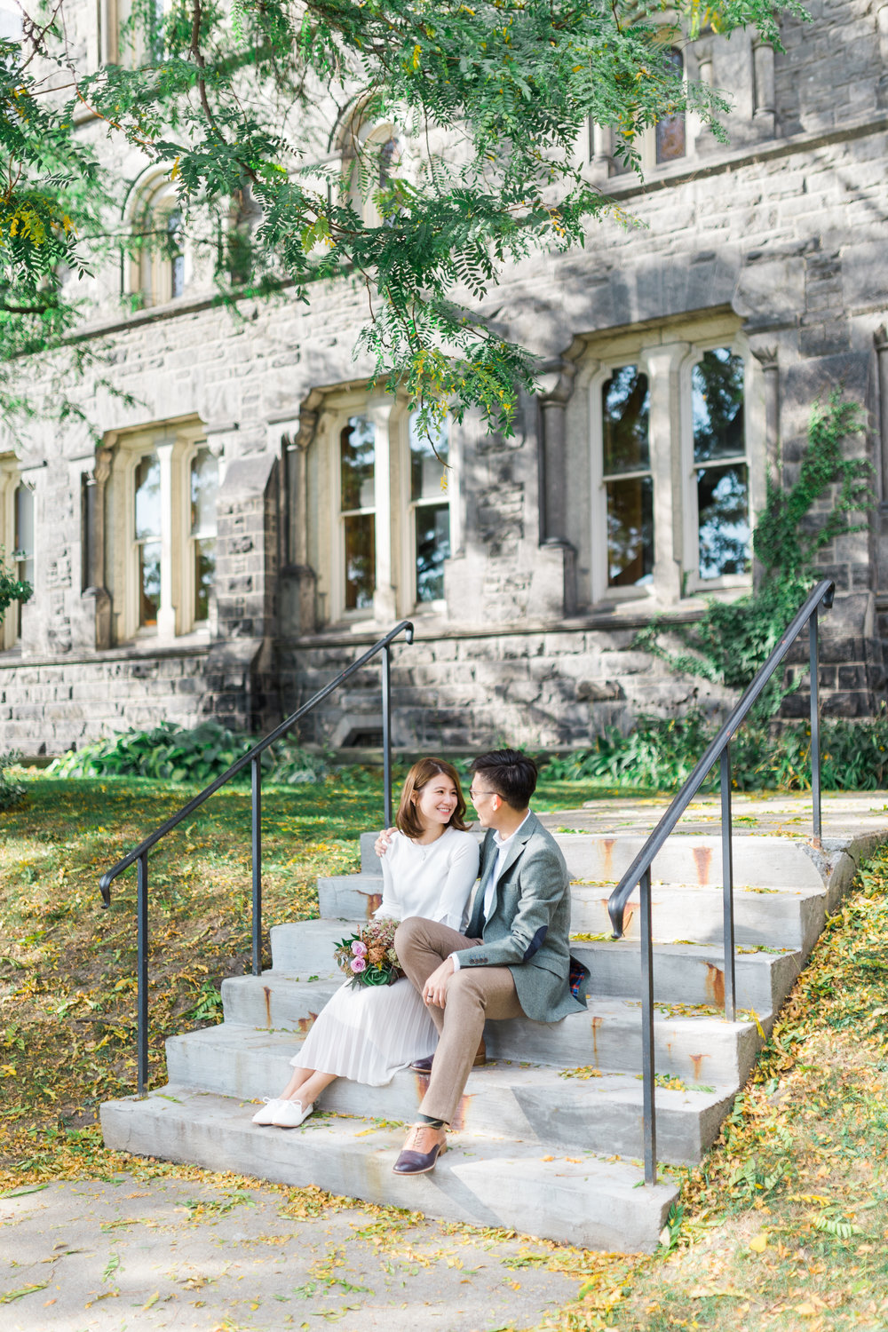 Toronto Fine Art Photographer - University of Toronto Engagement Session-25.jpg