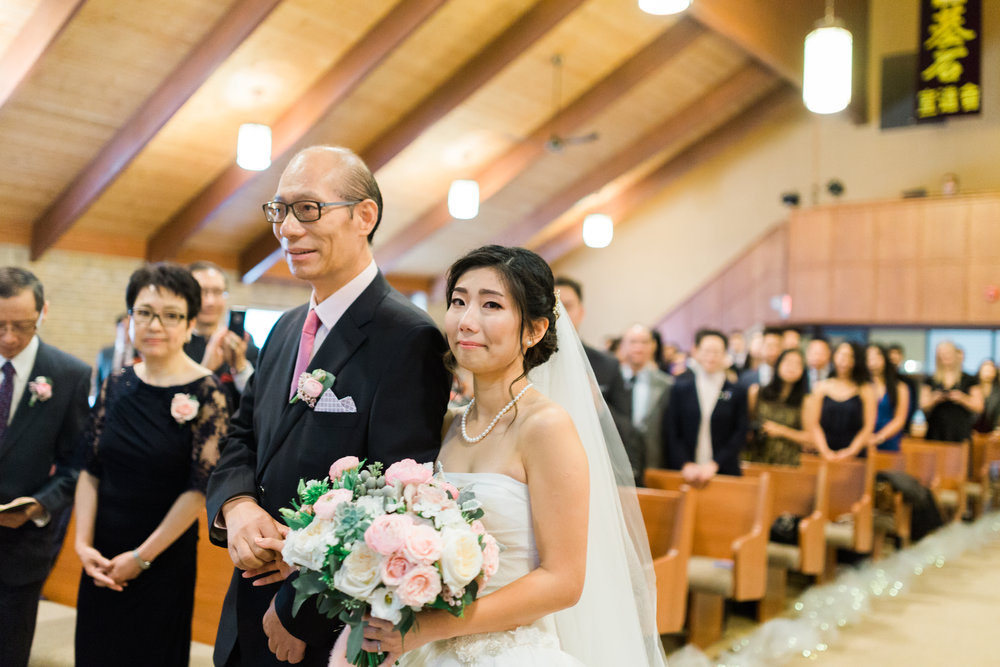 Toronto Fine Art Photographer - Cornerstone Chinese Alliance Church Wedding - Ceremony-34.jpg