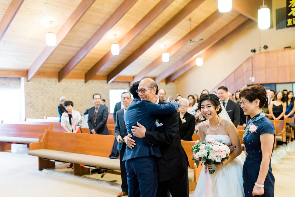 Toronto Fine Art Photographer - Cornerstone Chinese Alliance Church Wedding - Ceremony-38.jpg