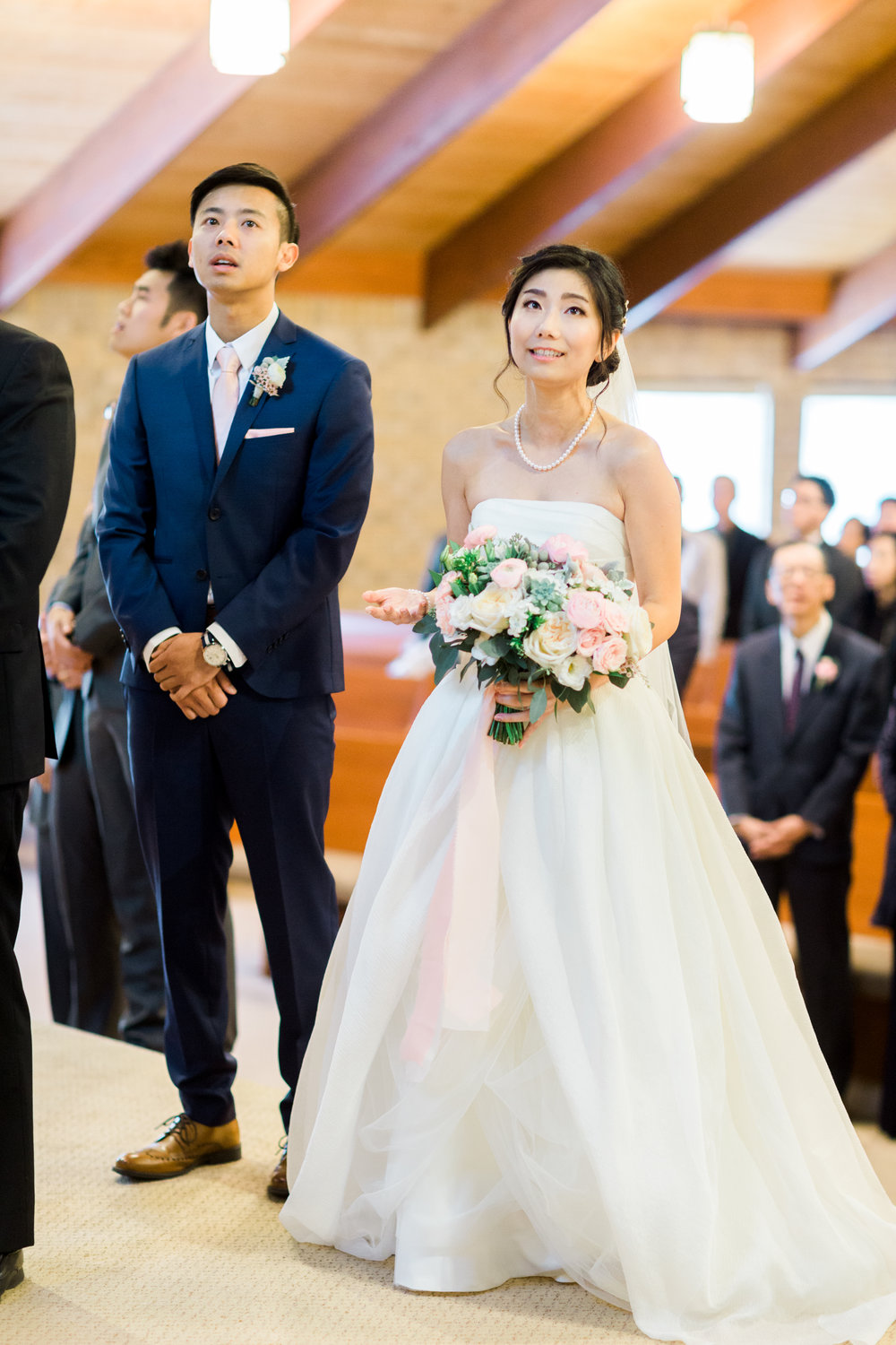 Toronto Fine Art Photographer - Cornerstone Chinese Alliance Church Wedding - Ceremony-54.jpg