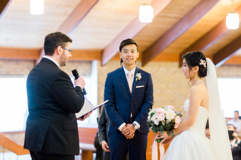 Toronto Fine Art Photographer - Cornerstone Chinese Alliance Church Wedding - Ceremony-61.jpg