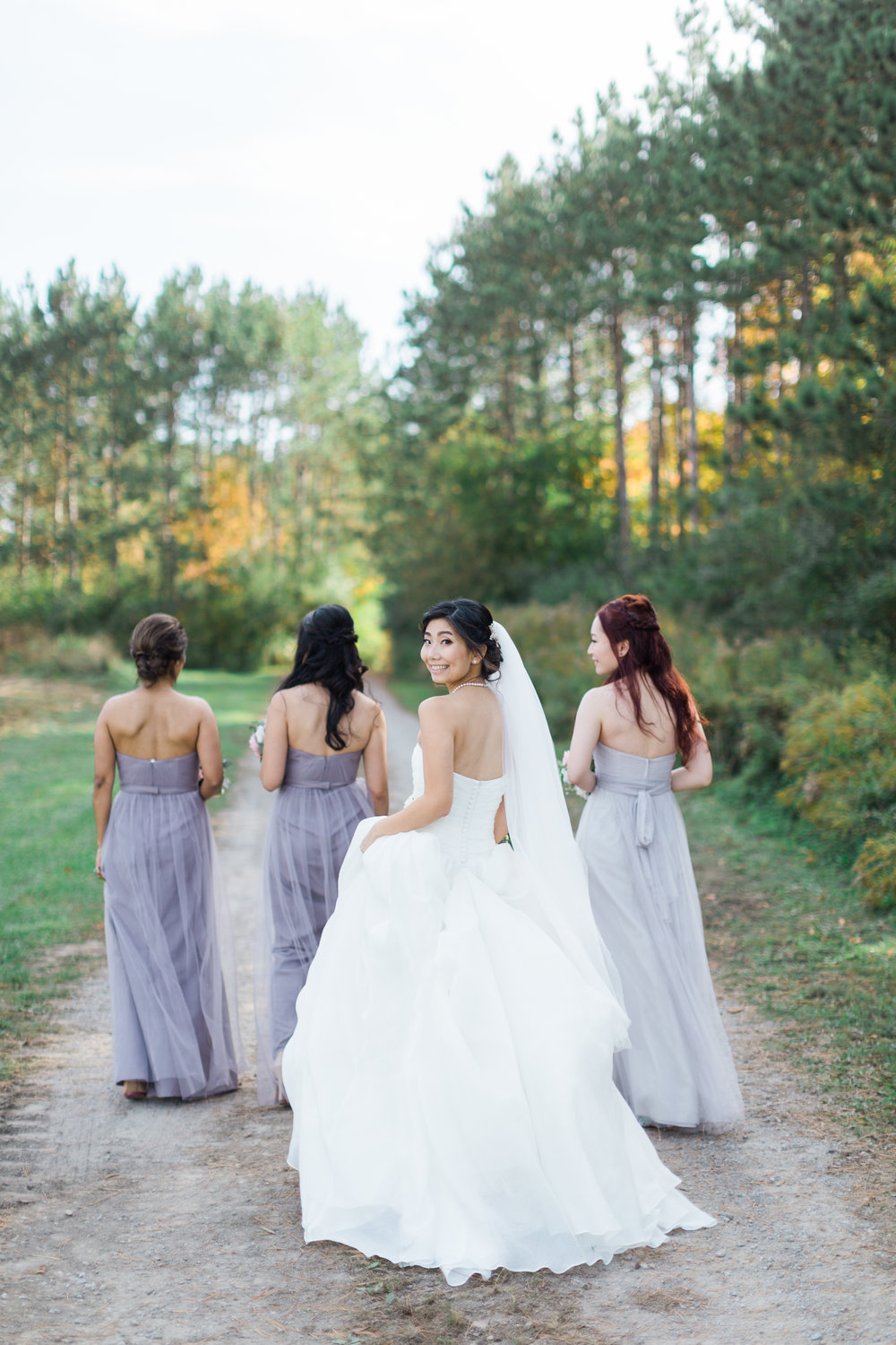 Toronto Fine Art Photographer - Kortright Center Wedding - Bridal Party Portraits-55.jpg