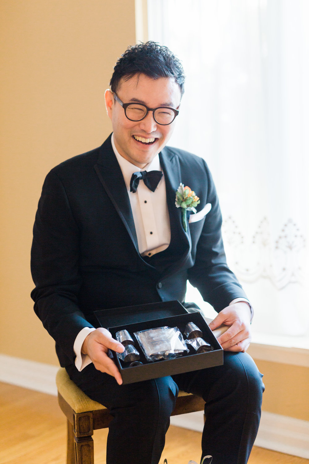 Toronto Fine Art Photographer - Toronto Hunt Club Wedding - Groom Getting Ready-25.jpg