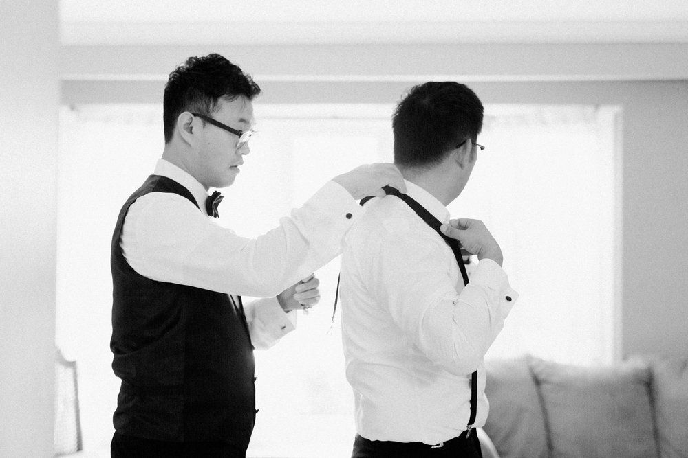 Toronto Fine Art Photographer - Toronto Hunt Club Wedding - Groom Getting Ready-11.jpg