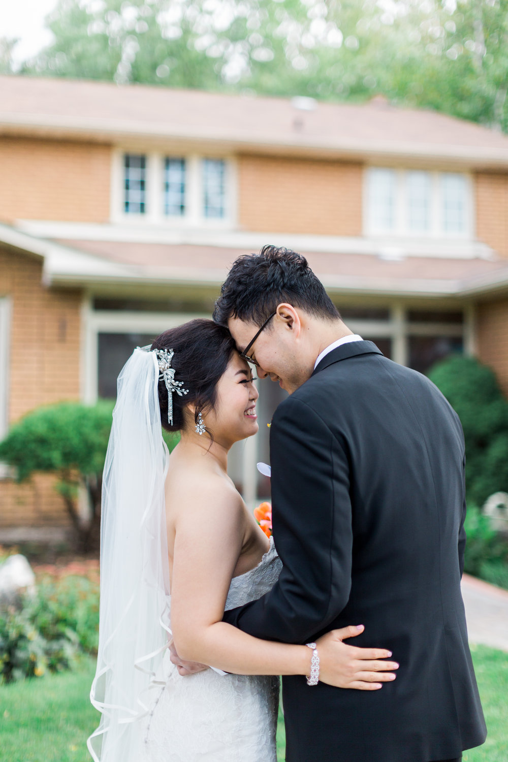 Toronto Fine Art Photographer - Toronto Hunt Club Wedding - First Look-26.jpg
