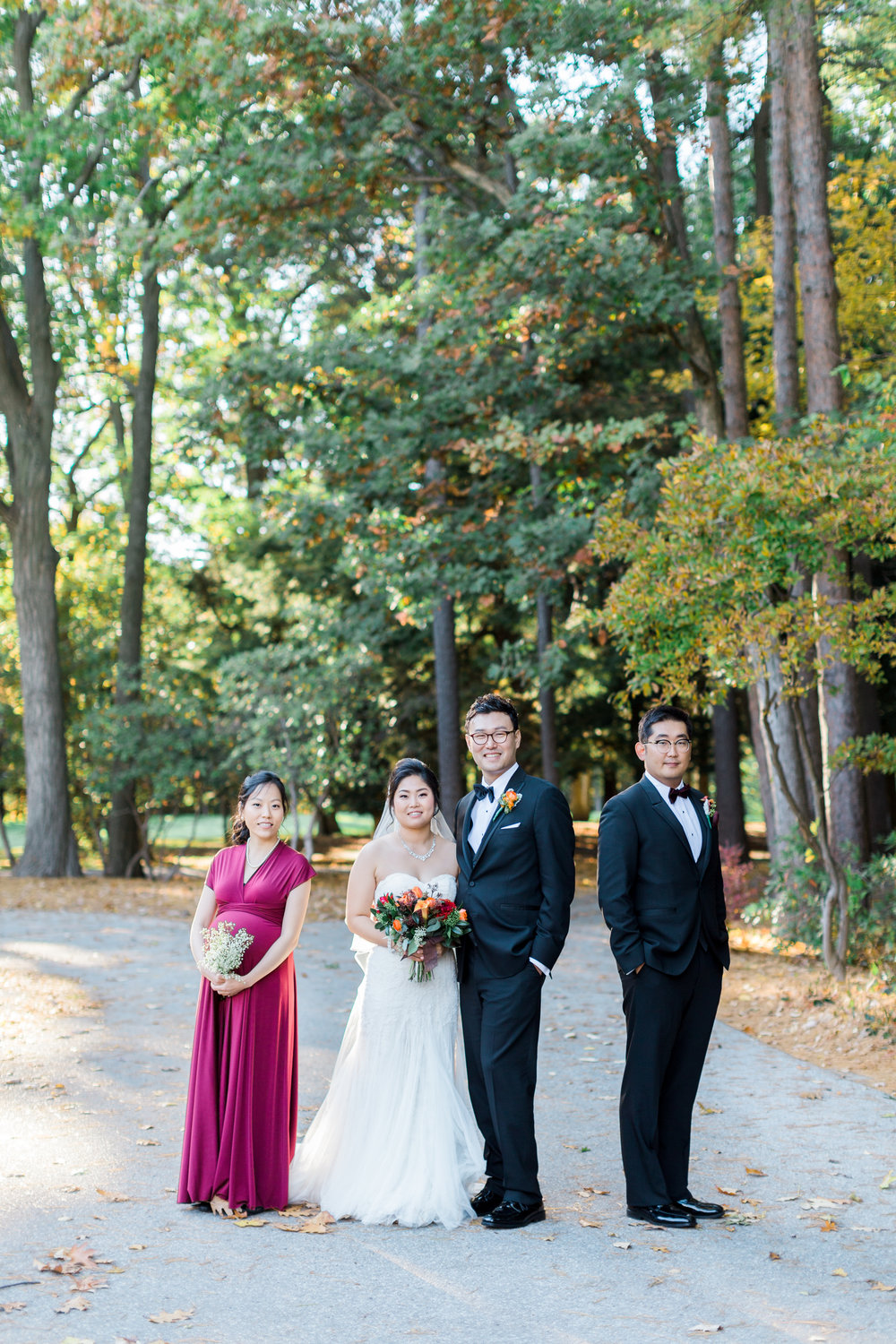 Toronto Fine Art Photographer - Toronto Hunt Club Wedding - Bridal Party Portraits-12.jpg