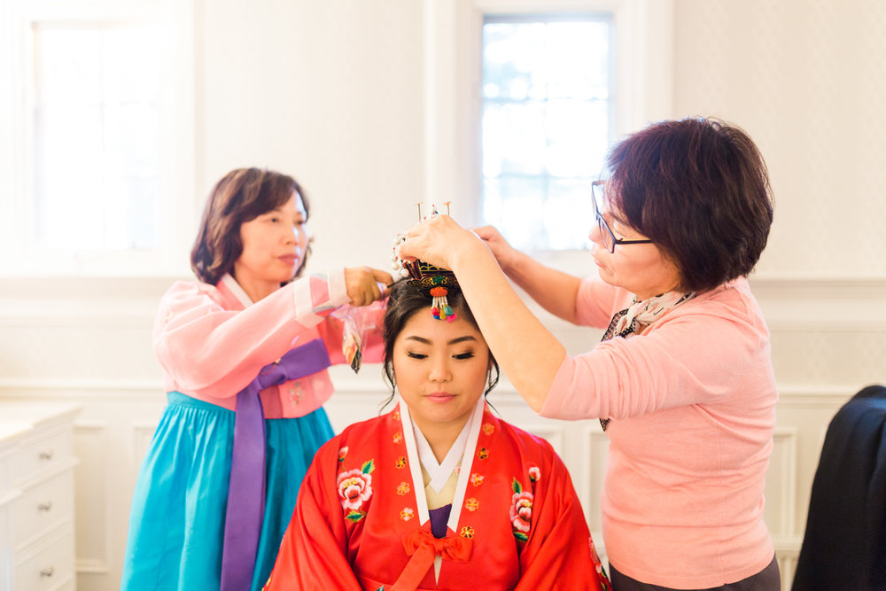 Toronto Fine Art Photographer - Toronto Hunt Club Wedding - Korean Ceremony-5.jpg