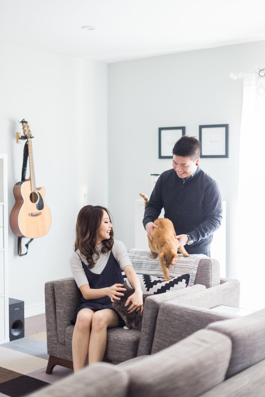 Jessy & Will - Markham Home Engagement-79.jpg