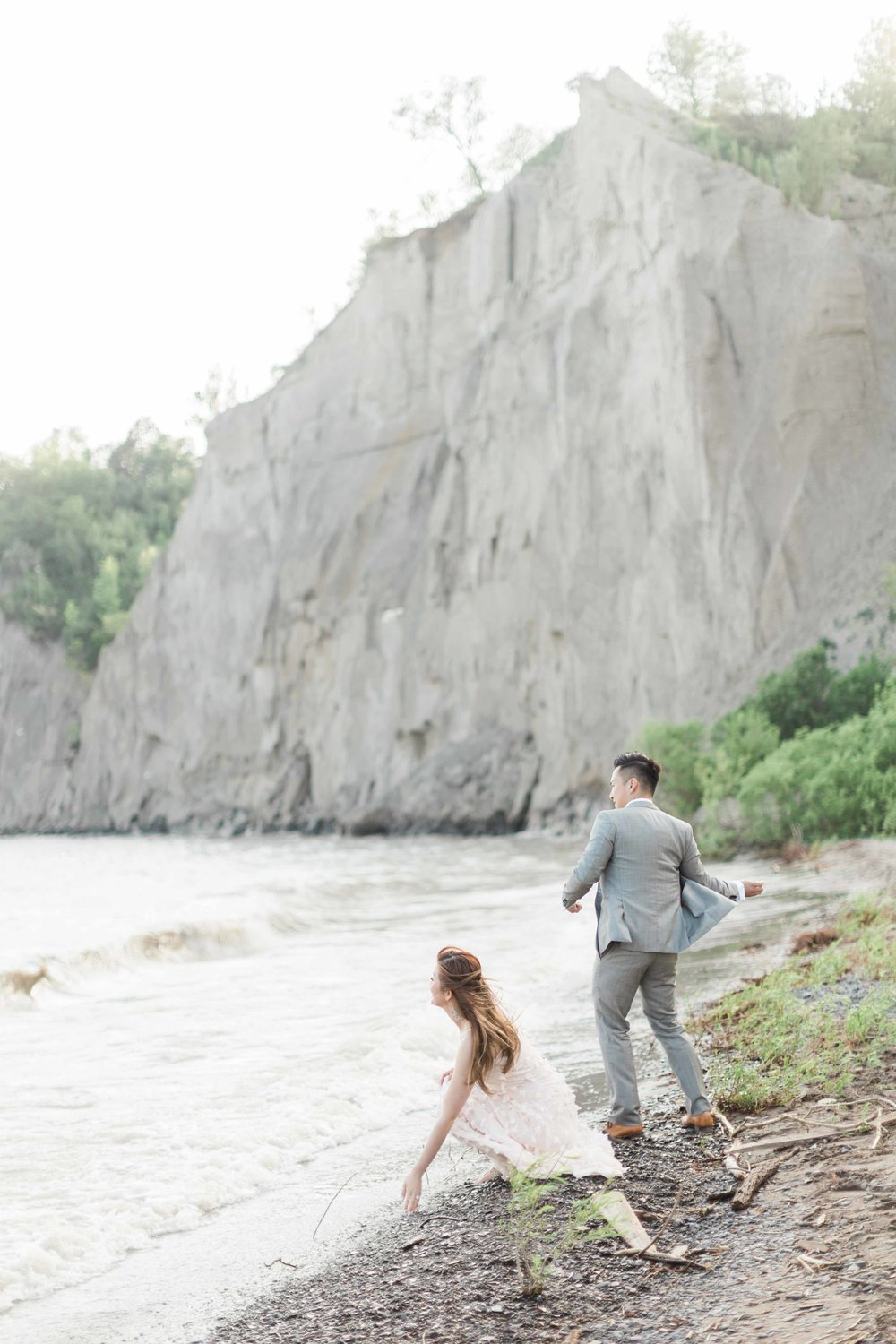 Cari Zhu Fine Art Photographer - Scarborough Bluffs Engagement Session-15.jpg