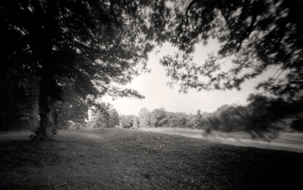 Bloody Angle Spotsylvania National Battlefield Pinhole camera