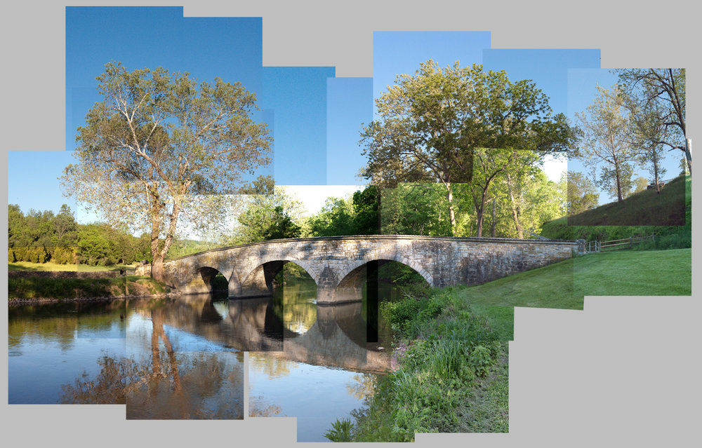 Burnside Bridge Antietam National Battlefield