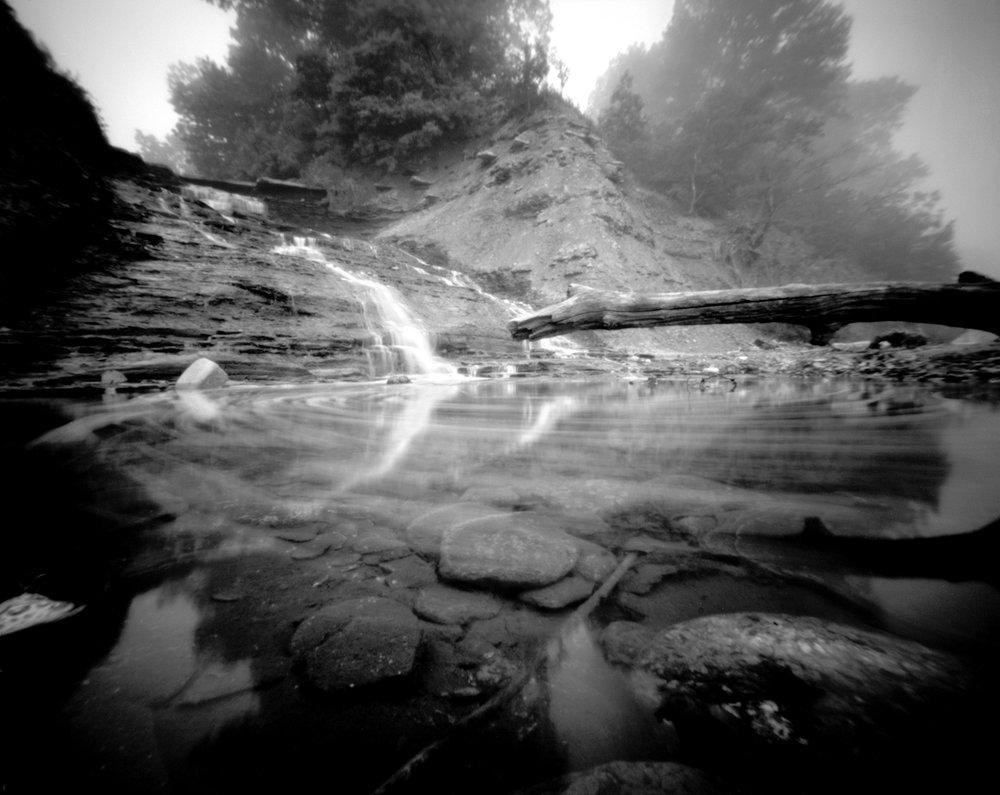 Tuttle Creek Falls