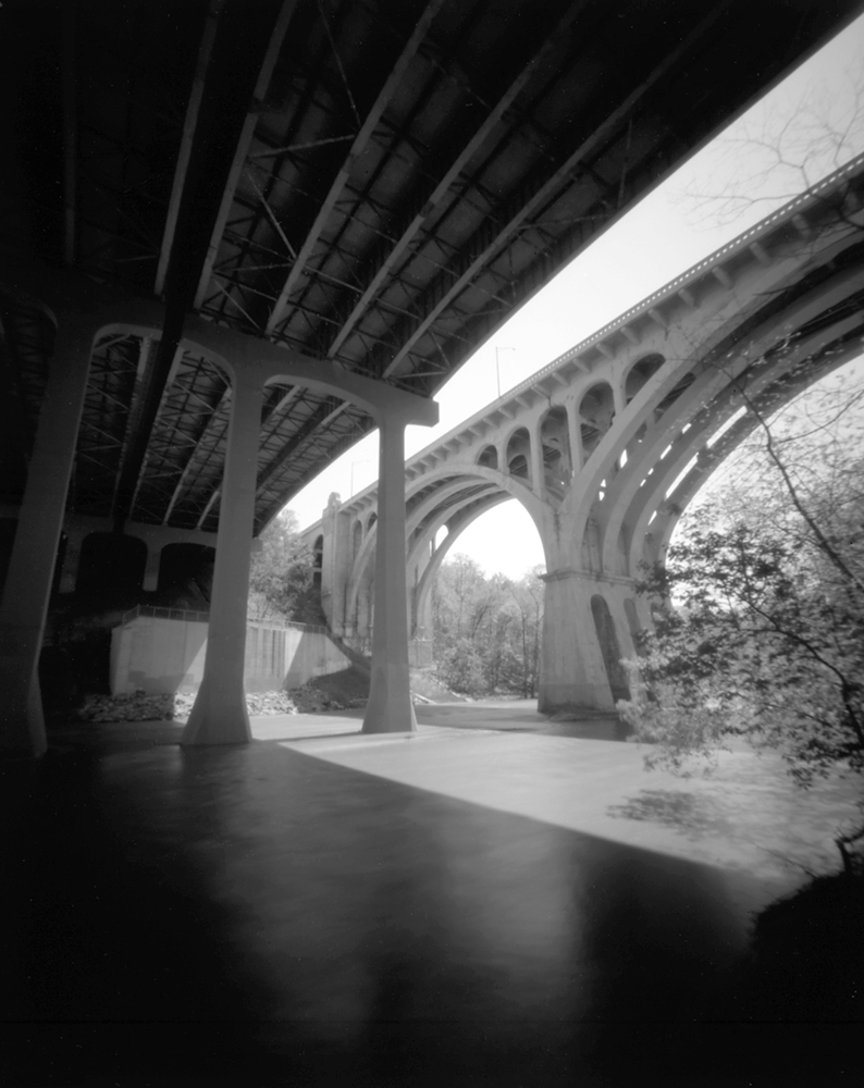 Under the bridges