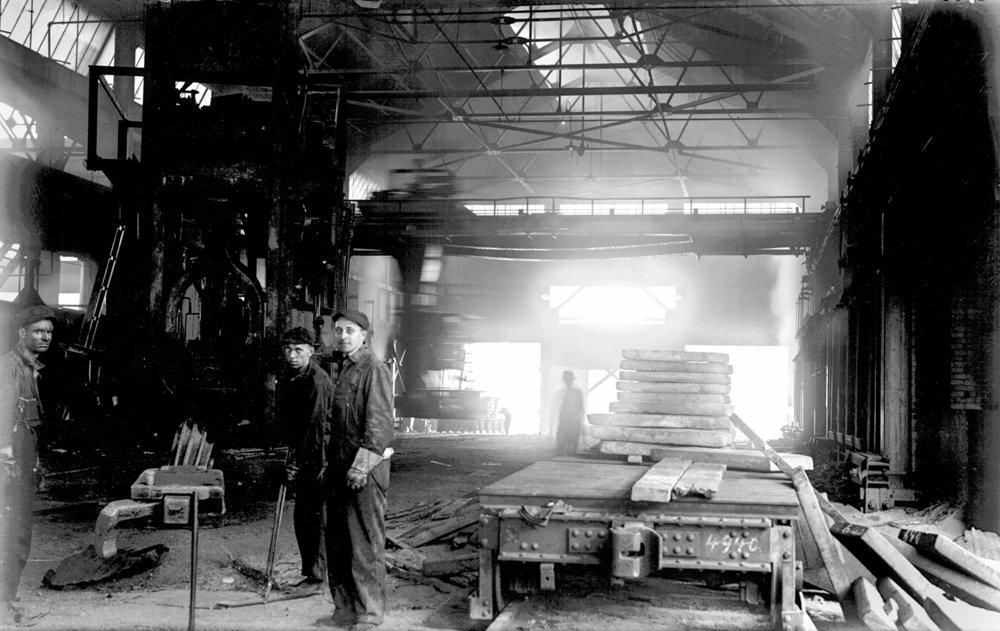 Otis Steel Cleveland, OH