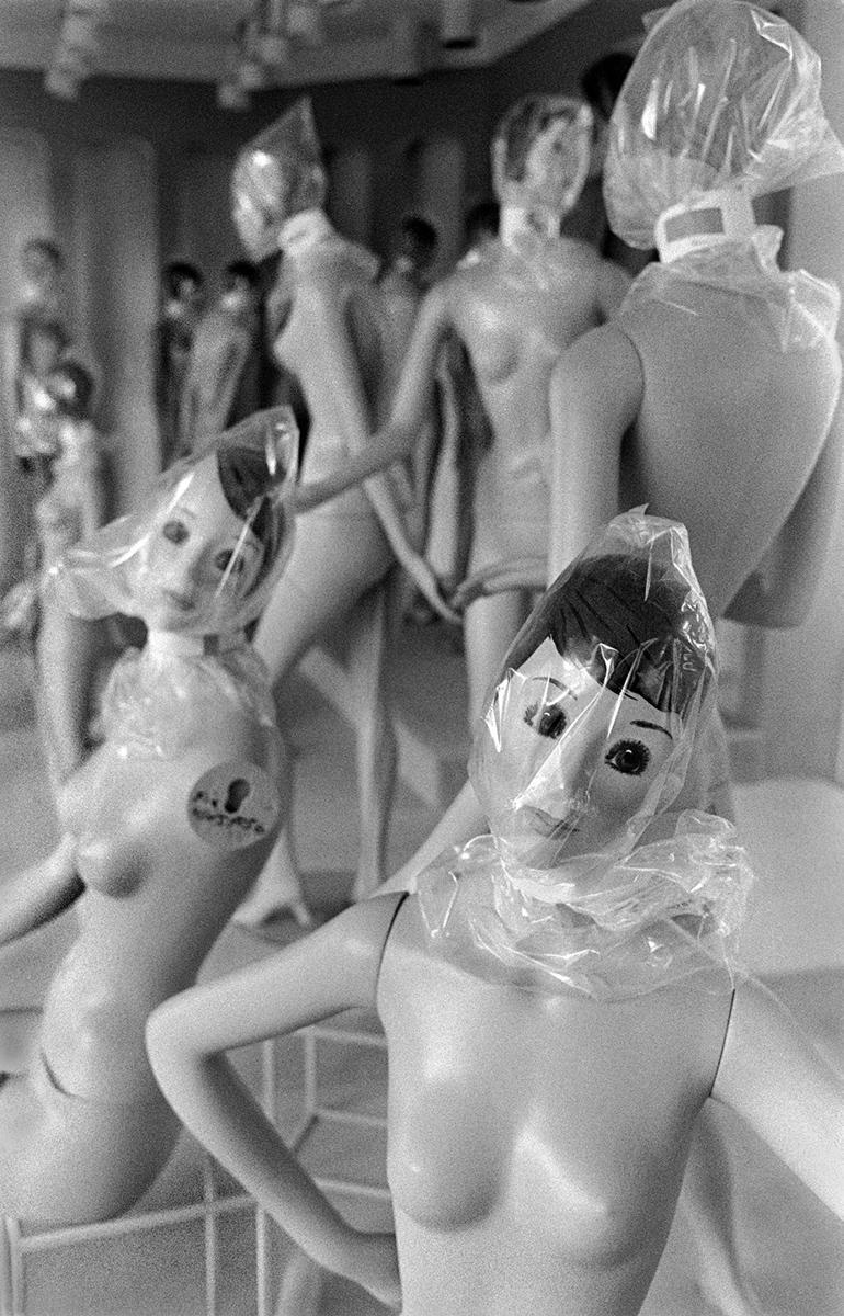 Mannequins New Jersey 1974