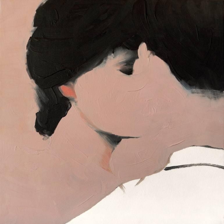 Loves (I), c. 2014. Image via Saatchi Art.