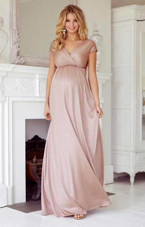b0d69032fd9 tiffany-rose-Francesca-Maternity-Maxi-Dress-Blush