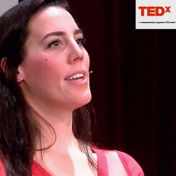 Watch TEDx talk  here .