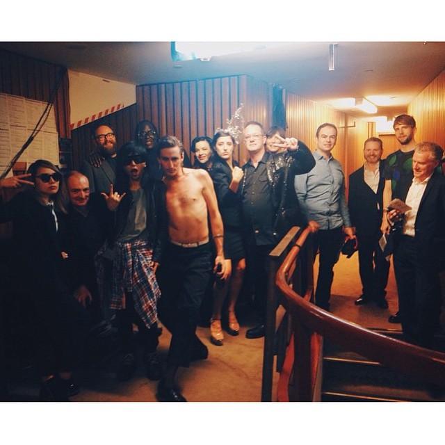 Already missing Australia & this crew. Regram @musicatthehouse