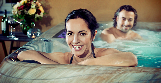 HYDROTHERAPY SPAS
