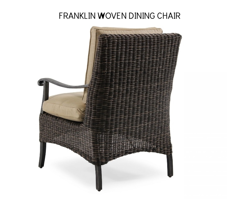 Agio Franklin Woven Dining Chair Back View.jpg