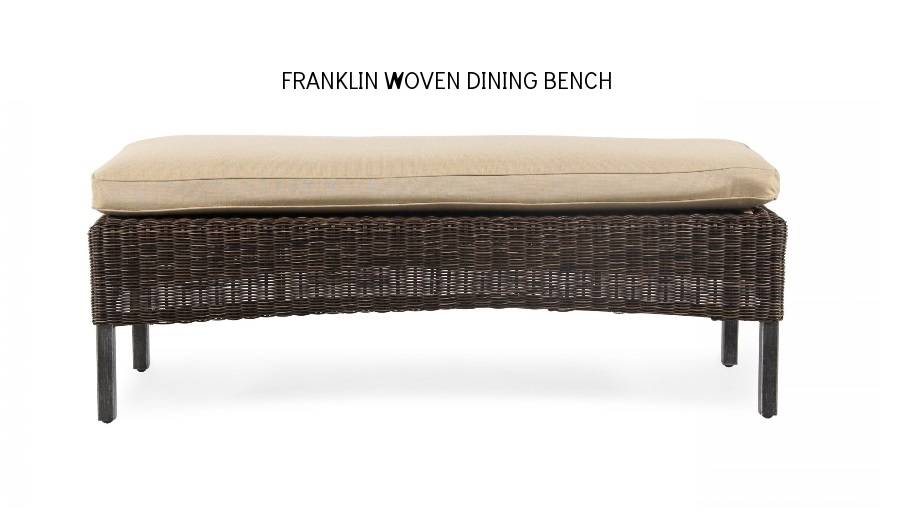 Perfect Agio Franklin Dining Bench