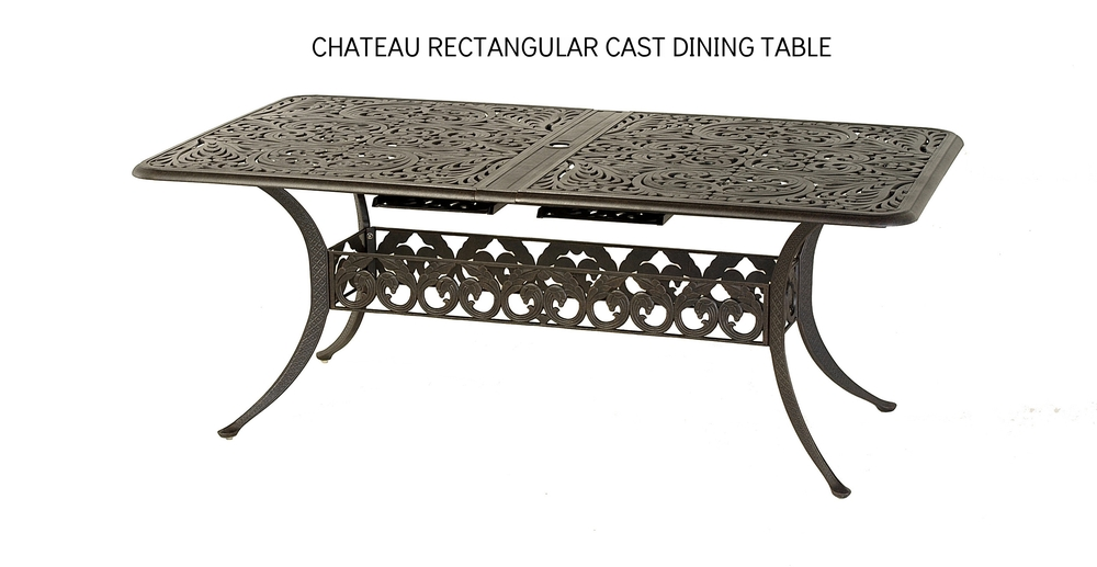 Chateau 42 X 76  Rect. Extension Table.jpg