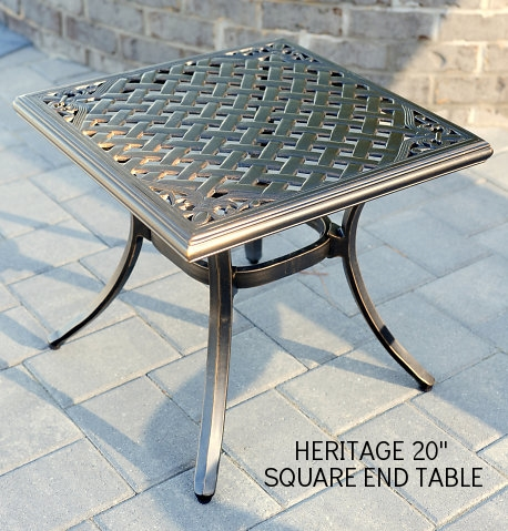 Heritage 20 in SQ Cast End Table.jpg