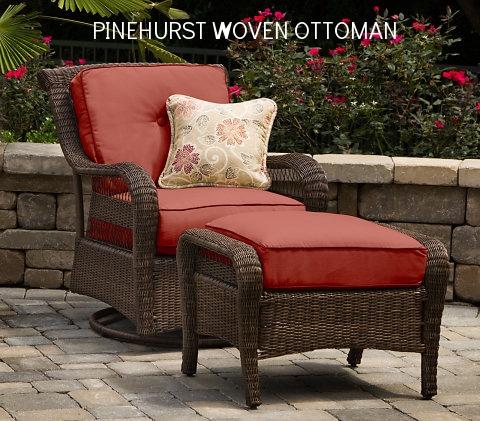 Pinehurst Swivel Glider Chair w 1 Pillow and Ottoman.jpg