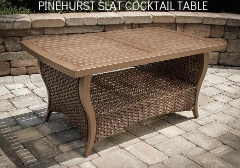 Pinehurst 28 X 47 Alum Slat Coffee Table.jpg