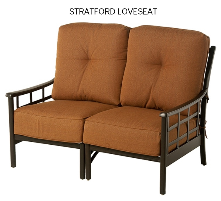 Hanamint Stratford Deep Seating Love Seat.jpg