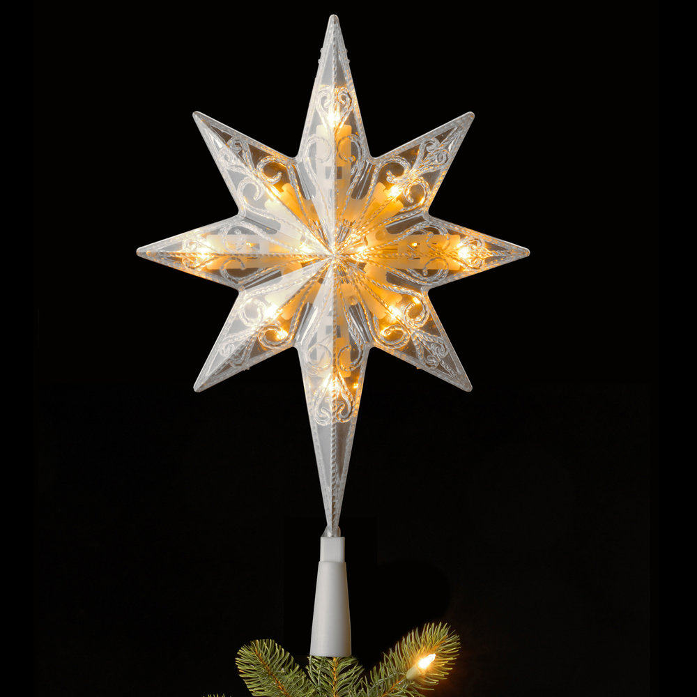 "11"" Dual Color Star"