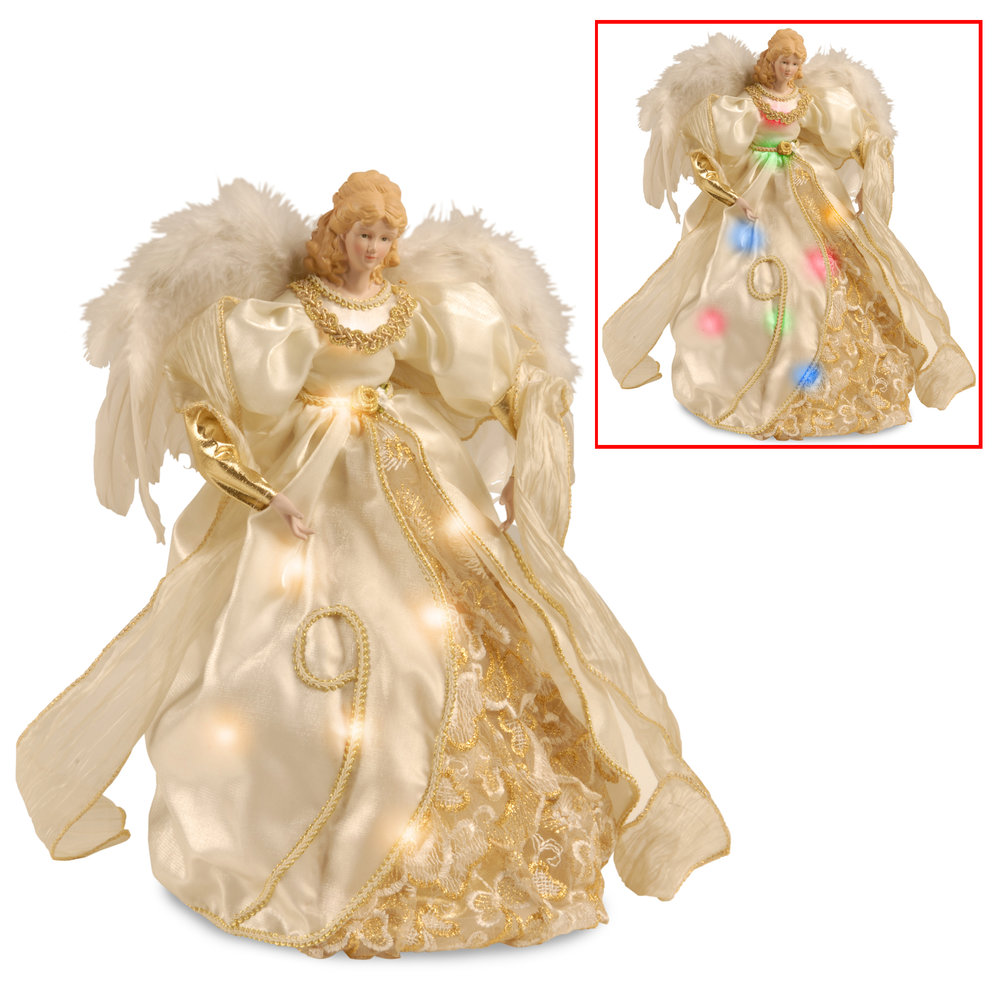 "16"" Ivory Angel"