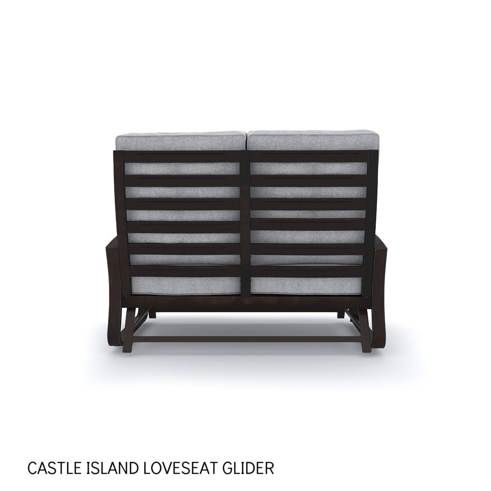 CASTLE ISLAND DEEP SEATING Love Seat from Back.jpg